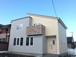 釧路市内K様邸新築事例